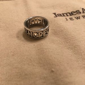 James Avery Jewelry - James Avery Faith, Hope, Love Ring